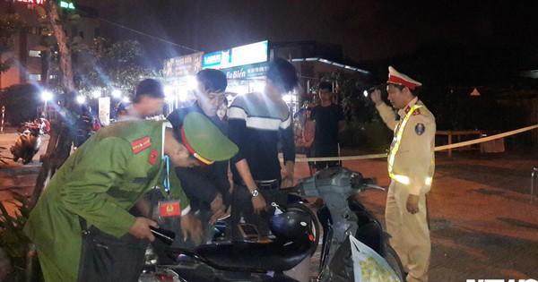 Từ mai, Đà Nẵng ra quân kiểm tra nồng độ cồn, ma túy đối với lái xe