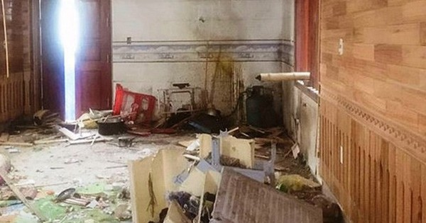 Thanh Hóa: Nổ lớn lúc rạng sáng, 3 người bị thương