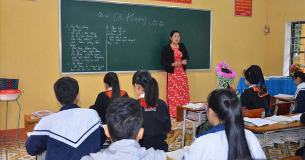 Quy định về chiều cao giáo viên từ 1,5m: Bộ GDĐT nói gì?