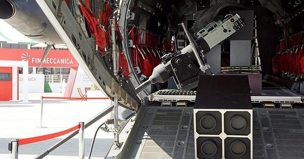 Nga thử nghiệm mô-đun pháo tự động 57mm – Dự kiến chế tạo Gunship như AC-130