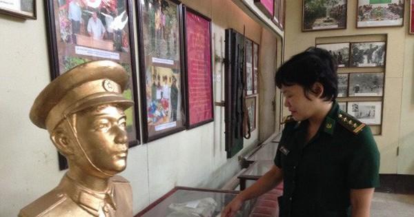 Chiến sĩ công an Lê Đình Chinh – người đầu tiên bị sát hại trong cuộc chiến bảo vệ biên giới 1979