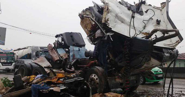 Vụ tai nạn liên hoàn khiến 4 người thương vong: Xác định nguyên nhân ban đầu