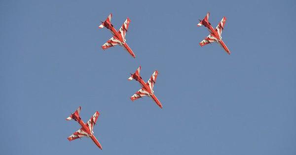 Bay biểu diễn, hai máy bay Không quân Ấn Độ va chạm trên không: Mất trắng 2 máy bay hiện đại