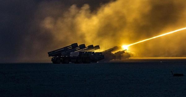 Vì sao Mỹ muốn triển khai siêu đại bác tới biển Đông?
