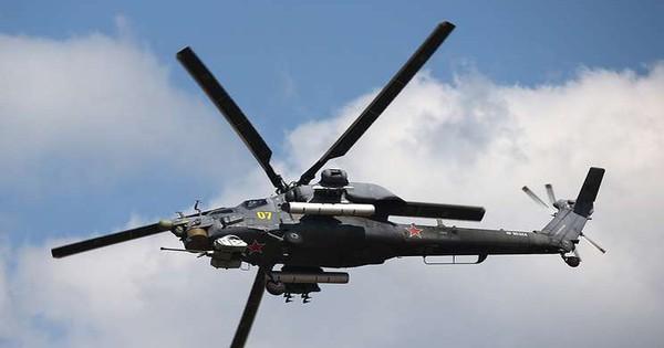 """Nga trang bị """"trí tuệ nhân tạo"""" cho trực thăng chiến đấu Mi-28N"""