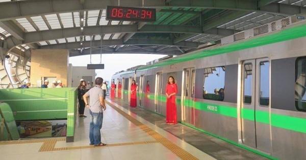 Giá vé đường sắt Cát Linh – Hà Đông vừa công bố đắt hay rẻ?