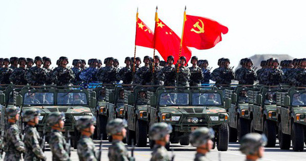 """""""Nhiễu loạn"""" vũ khí khủng của Trung Quốc trong đại lễ duyệt binh mừng Quốc khánh 70 năm"""