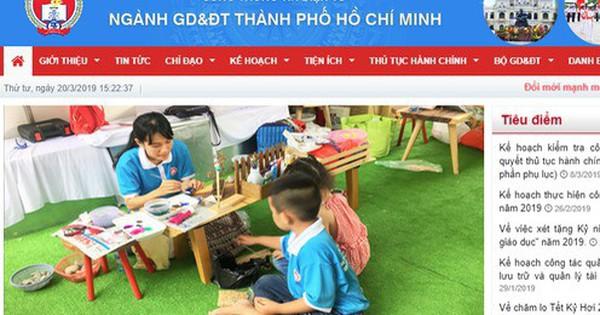 Hiệu trưởng Trường chuyên Lê Hồng Phong được cử đi nước ngoài sai quy định