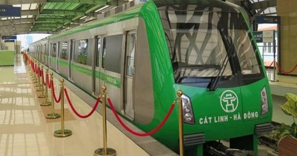 Những ai sẽ tham gia vận hành tuyến đường sắt đô thị Cát Linh – Hà Đông?