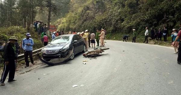 Bị bắt vạ 400 triệu đồng sau tai nạn chết người ở Lào Cai: UBND huyện khẳng định tài xế tự nguyện nộp tiền