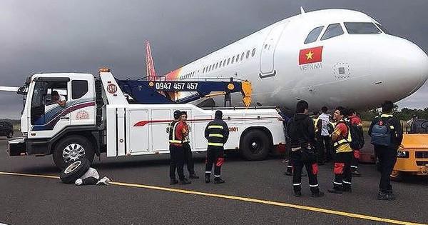 Cục hàng không thông tin tiến trình điều tra vụ máy bay rơi lốp ở Buôn Ma Thuột