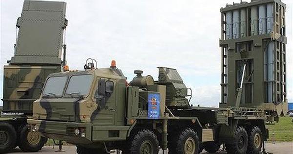 Hoàn thành thử nghiệm, S-350 Vityaz sẵn sàng trực chiến bảo vệ nước Nga