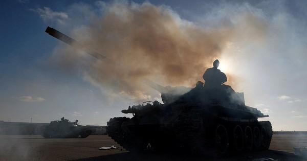 Giao chiến dữ dội giành quyền kiểm soát Tripoli, thủ đô Libya
