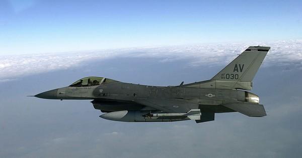 Tổng thống Mỹ được các máy bay tiêm kích tối tân bảo vệ từ trên không ra sao?
