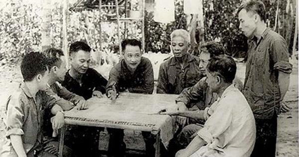 Người chỉ huy cánh quân hướng Tây – Tây Nam trong Chiến dịch Hồ Chí Minh