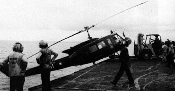 UH-1 – biểu tượng thất bại của Mỹ trong chiến tranh Việt Nam