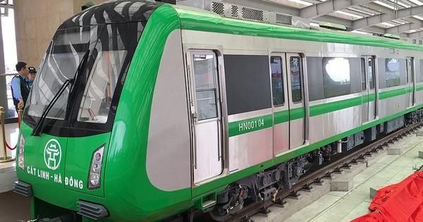 Vì sao metro Cát Linh – Hà Đông lỡ hẹn vào dịp 30/4?