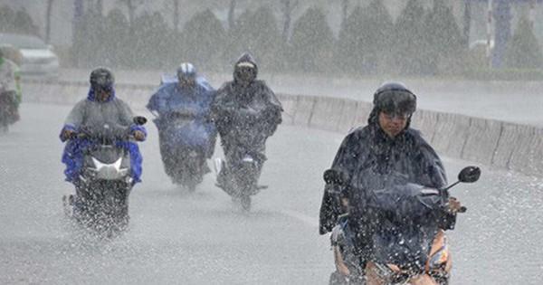Thời tiết ngày 11/5: Cảnh báo mưa lớn diện rộng ở Tây Nguyên, Nam Bộ