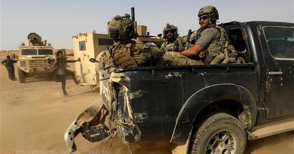 Liên quân tại Iraq, Syria được đặt trong tình trạng sẵn sàng chiến đấu