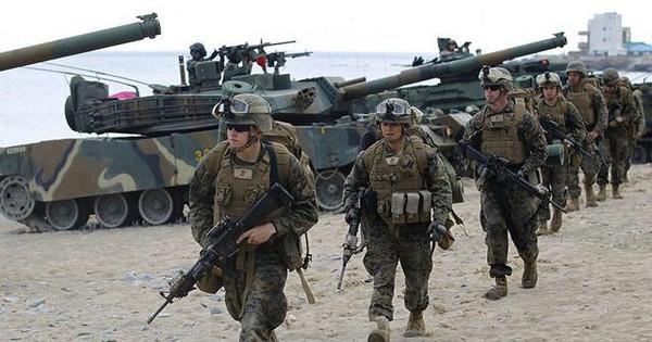 Thượng viện Mỹ không muốn giảm quy mô quân đồn trú tại Hàn Quốc