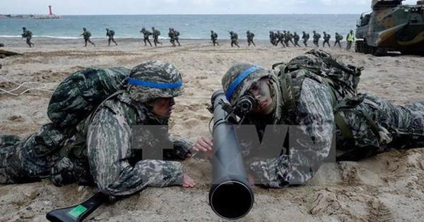 """Hàn Quốc: Diễn tập quân sự-dân sự Ulchi Taegeuk """"mang tính phòng thủ"""""""