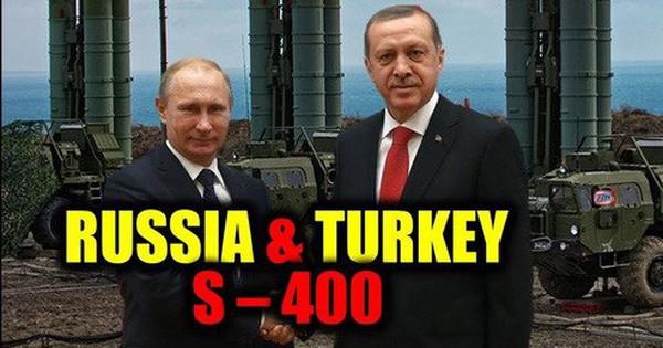"""Kịch bản """"lạnh gáy"""" đối với Nga khi Thổ Nhĩ Kỳ có cả S-400 lẫn F-35"""