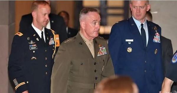Tướng Mỹ nói Trung Quốc phản bội lời hứa trên biển Đông