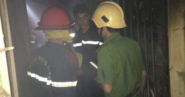 Trung tá Công an lao vào lửa cứu cháu bé 3 tuổi mắc kẹt trong đám cháy