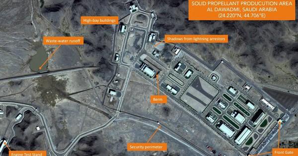 Đằng sau việc tình báo Mỹ tố Trung Quốc giúp Saudi Arabia phát triển tên lửa