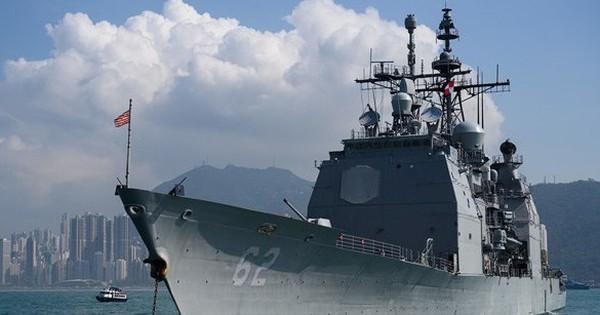 Tàu chiến Mỹ suýt đâm vào tàu Nga ở biển Hoa Đông, Moscow chỉ trích thậm tệ