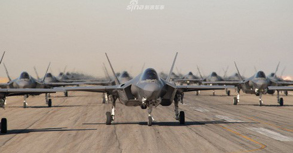 """Nga """"ngước nhìn"""" khi phi đội F-35 Mỹ đã lên tới 400 chiếc, đạt mốc 200.000 giờ bay"""