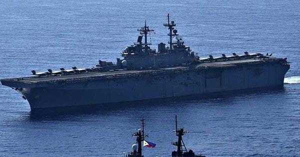 Biển Đông: Các nước hợp lực trước sức ép Trung Quốc