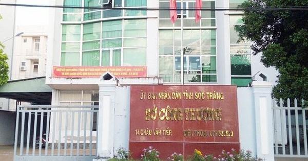 Một PGĐ Sở Công thương Sóc Trăng từng bị kiểm điểm vì gia đình mượn tiền của đại gia Trịnh Sướng