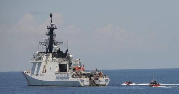 Mỹ đưa tàu tuần duyên đến Biển Đông
