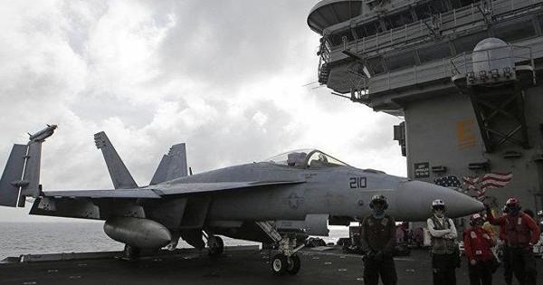 Tàu chiến uy lực của Mỹ – Nhật tập trận chung ở Biển Đông