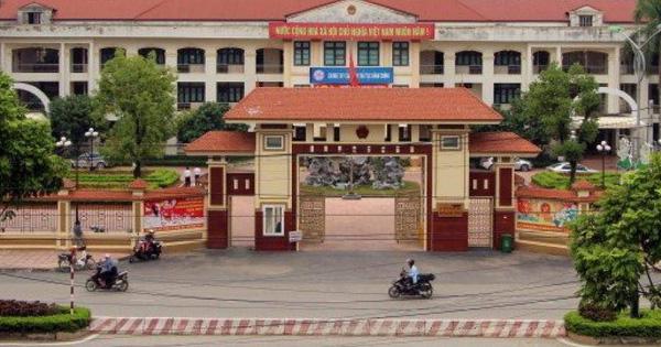 Huyện Vĩnh Tường bác thông tin hết hồ sơ cung cấp cho đoàn Thanh tra mới