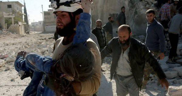 Chiến sự Syria: Nga và Syria hợp lực tấn công, phiến quân chết như ngả rạ