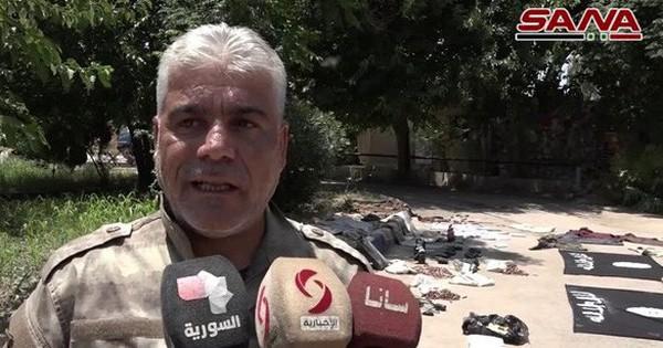 """Kho vũ khí """"khủng"""" quân đội Syria mới tìm thấy ở Deir Ezzor có gì?"""