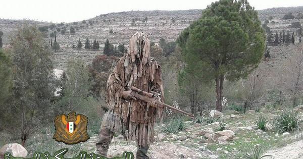 """""""Sứ giả tử thần """": Bắn tỉa và kinh nghiệm từ chiến trường Syria"""