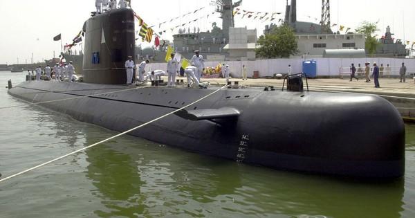 Hải quân Ấn Độ ráo riết săn lùng tàu ngầm Pakistan biến mất 21 ngày