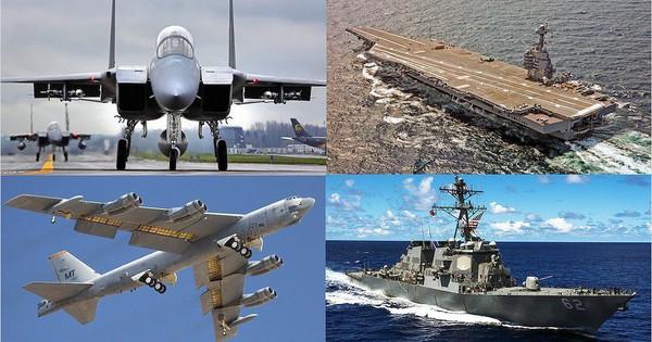 """Mỹ nhiều vũ khí mạnh hơn Iran nhưng lo """"trạng chết chúa cũng băng hà"""""""