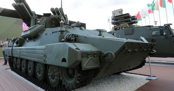 Nga đưa hệ thống phòng không Sosna vào biên chế