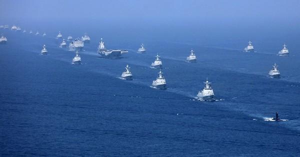Trung Quốc bất ngờ tung vũ khí độc nhất đến vùng biển nhạy cảm