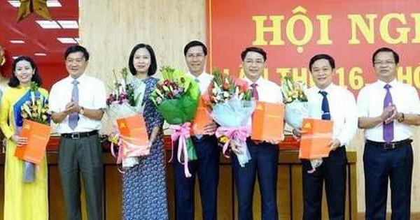 Ban Bí thư Trung ương Đảng chỉ định nhân sự 2 tỉnh