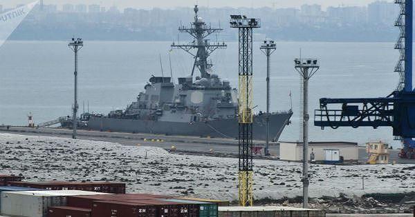 Tàu khu trục Mỹ vào Biển Đen tập trận, Nga lập tức điều lực lượng đeo bám