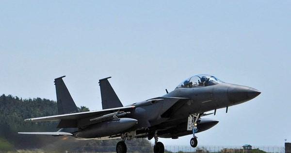 """Bất ngờ về """"vật thể lạ"""" gần biên giới Triều Tiên buộc Hàn Quốc điều tiêm kích đánh chặn"""