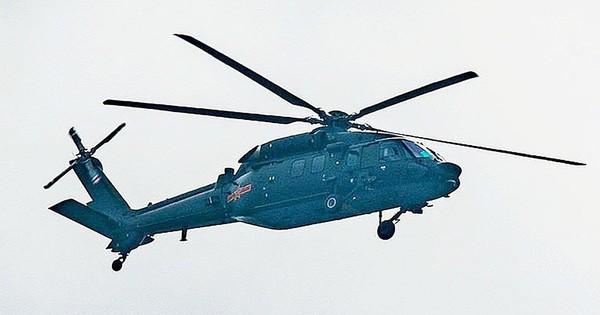 """Trung Quốc thử nghiệm bản sao """"Diều hâu đen"""" UH-60 của Mỹ"""