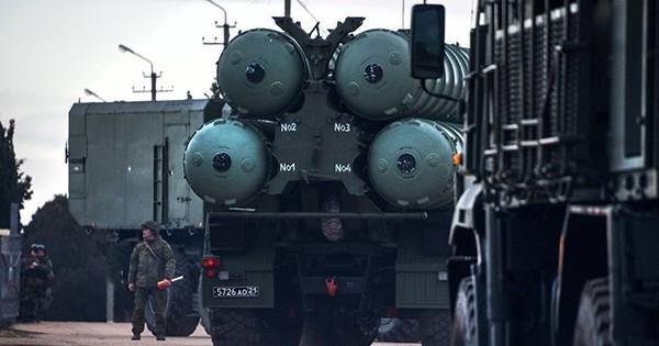 Nga dùng gì để vận chuyển hệ thống phòng không S-400 cho Thổ Nhĩ Kỳ?