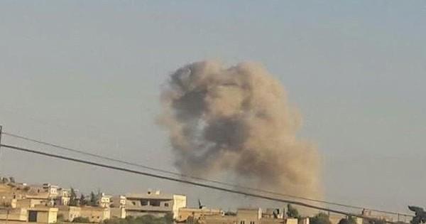 Không quân Nga – Syria dội bom tiêu diệt hàng chục tay súng ở Idlib
