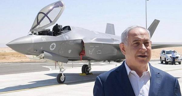 Israel dọa dùng F-35 không kích phủ đầu Iran